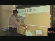 Работа с интерактивной доской Hitachi FX DUO